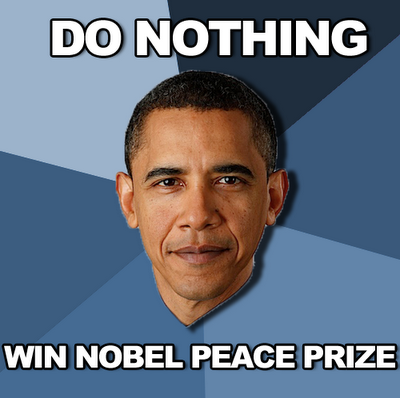win nobel peace prize