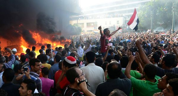 EGYPT Protests 7